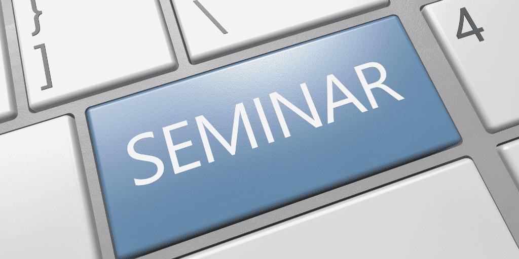 Seminare – Wissen, das Sie voranbringt