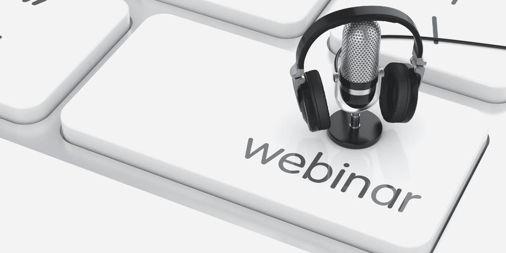 Webinare – Wissensvermittlung live, interaktiv, standortunabhängig